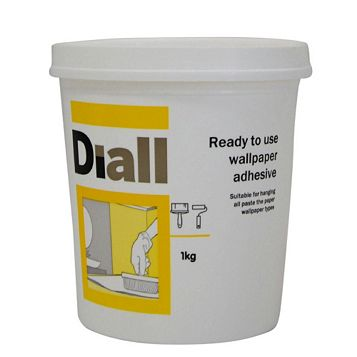 All Purpose Ready to Use Wallpaper Adhesive  1kg