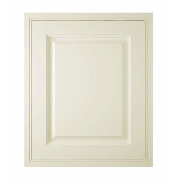 IT Kitchens Holywell Cream Style Classic Framed Standard Door (W)600mm
