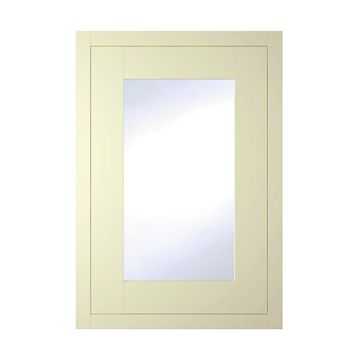 IT Kitchens Holywell Ivory Style Framed Glazed Door (W)500mm