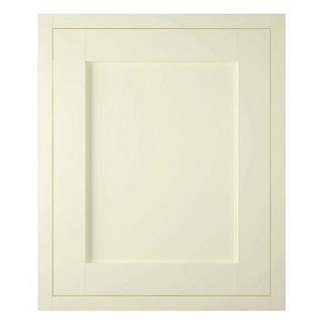 IT Kitchens Holywell Ivory Style Framed Fixed Frame Integrated Appliance Door (W)600mm
