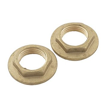 Plumbsure Brass Female Backnut (Dia)12.7mm