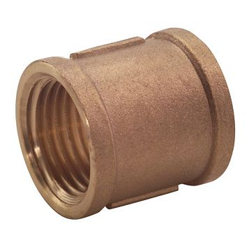 Plumbsure Brass Socket (Dia)12.7mm