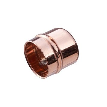 Solder Ring Stop End (Dia)15 mm, Pack of 2