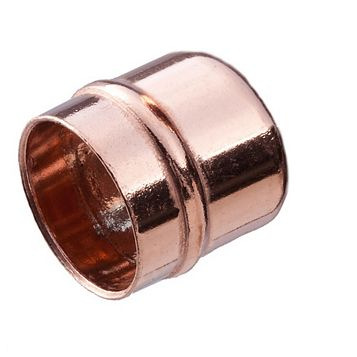 Solder Ring Stop End (Dia)8 mm, Pack of 2