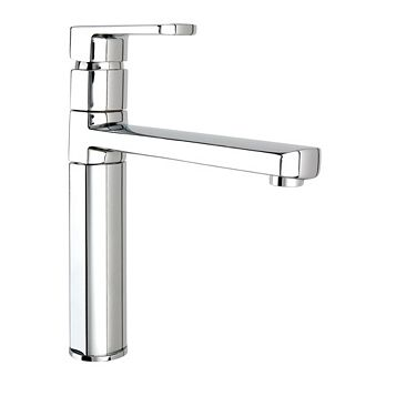 Cooke & Lewis Chrome Effect Vipacco Lever Tap 1 Bar