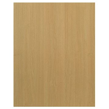 IT Kitchens Oak Veneer Shaker Base Panel