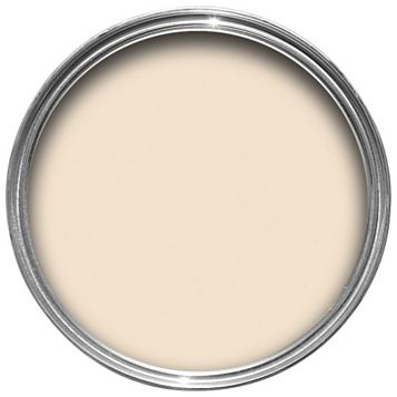 B&Q Magnolia Silk Emulsion Paint 10L
