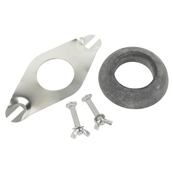 White Close Coupling Kit