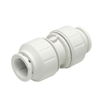 JG Speedfit Push Fit Straight Coupler (Dia)22 mm, Pack of 5