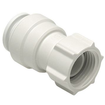 JG Speedfit Push Fit Tap Connector (Dia)22 mm, Pack