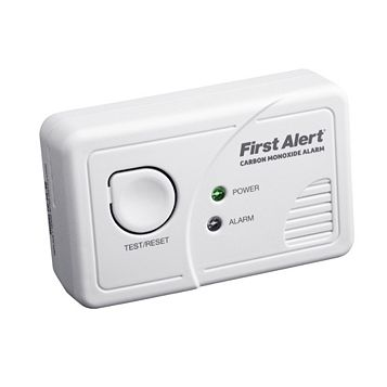 First Alert LED Display Carbon Monoxide Detector