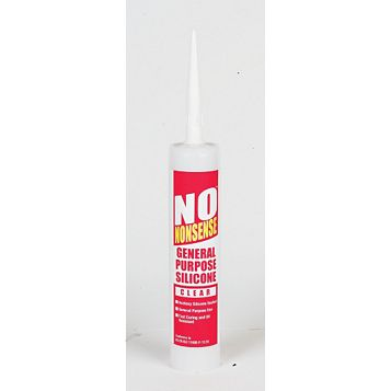 No Nonsense Multi-Purpose Clear Sealant 310 ml