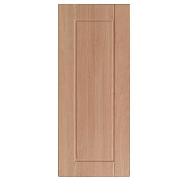 IT Kitchens Chilton Beech Effect Standard Door (W)300mm