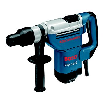 Bosch 230V Corded SDS Max Drill 1050W, GBH5-38