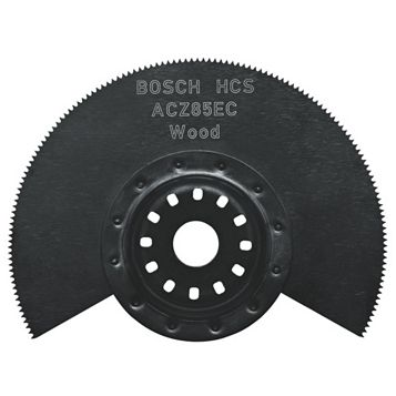 Bosch Wood & Plastic Pipe (D)85mm