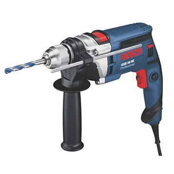 Bosch Corded Professional Percussion Drill 240V GSB 16 RE