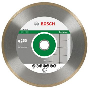 Bosch (Dia)180mm Continuous Diamond Blade