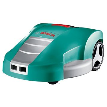 Bosch Indego Robotic Cordless Lithium-Ion Automatic Rotary Lawnmower