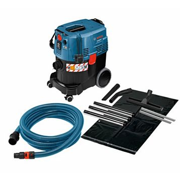 Bosch Corded 240V Wet & Dry Dust Extractor GAS35MAFC