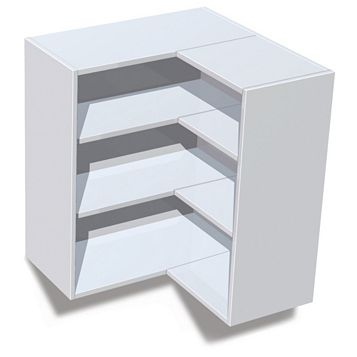 IT Kitchens White Corner Wall Cabinet (W)625mm