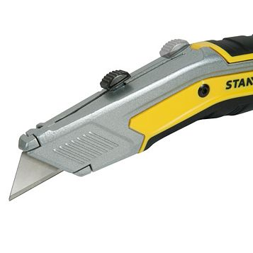 Stanley 60mm Retractable Blade Utility Knife