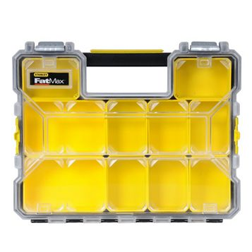 Stanley FatMax FatMax 10 Compartment Shallow Tool Organiser