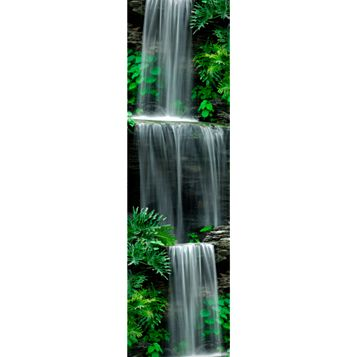 Cascade Stone Waterfall Wallpaper