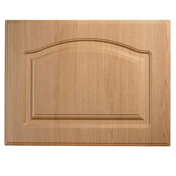 IT Kitchens Chilton Traditional Oak Effect Belfast Sink Door (W)600mm
