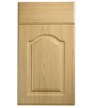 IT Kitchens Chilton Traditional Oak Effect Drawerline Door & Drawer Front (W)400mm, Set of 1 Door & 1 Drawer Pack