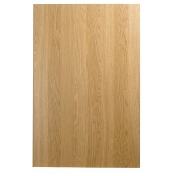 IT Kitchens Traditional Oak Style Full Height Base End Panel, 570 x 870mm