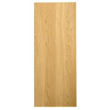 IT Kitchens Traditional Oak Style Replacement Wall End Panel, 290 x 720mm