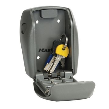 Master Lock Resettable Combination Reinforced Key Safe