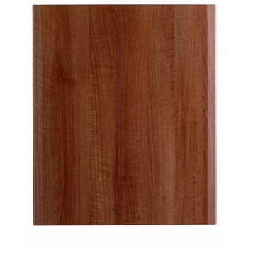 IT Kitchens Sandford Walnut Effect Modern Integrated Appliance Door (W)600mm