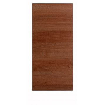 IT Kitchens Sandford Walnut Effect Modern Bridging Door (W)600mm