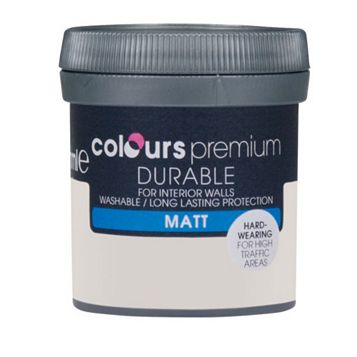 Colours Kitchen Chic Cashmere Matt Emulsion Paint 50ml Tester Pot