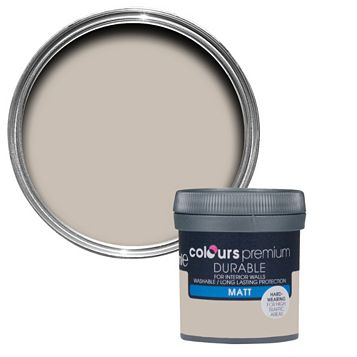 Colours Durable Lauren Matt Emulsion Paint 50ml Tester Pot