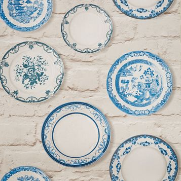Wall Plates Wallpaper