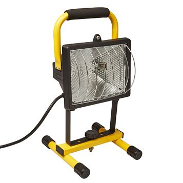 Diall Portable Work Light 400W 220-240 V