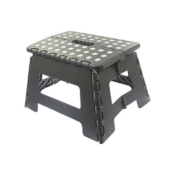 1 Tread Plastic Step Stool, 200mm