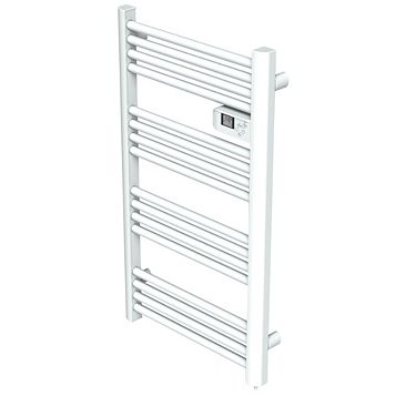 Electrical Towel Warmer White (H)980 (W)55mm
