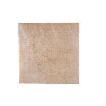 Legend Beige Porcelain Floor Tile, Pack of 9, (L)333mm (W)333mm