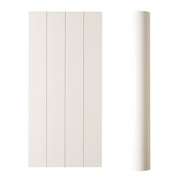Cooke & Lewis Curved Wall Pilaster & Panel Kit Carisbrooke (H)760mm (W)70mm (D)355mm