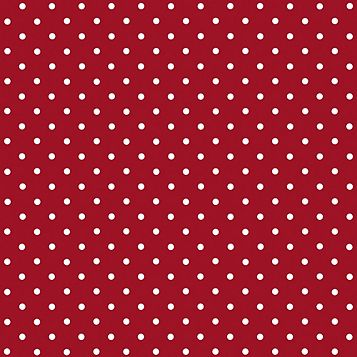 D-C-Fix Polka Dot Red Self Adhesive Film (L)2m (W)45cm