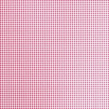 D-C-Fix Gingham Check Red Self Adhesive Film (L)2m (W)45cm