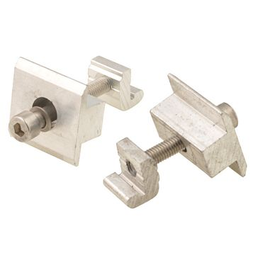 Mounting Systems Alpha Module Mid Clamp, Pack of 20