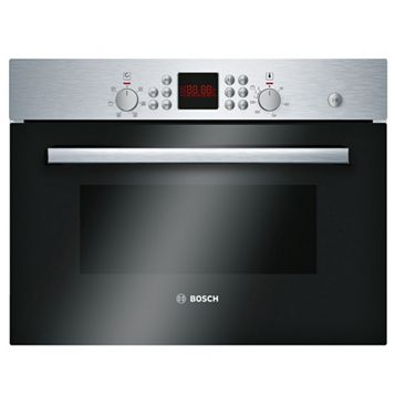 Bosch Stainless Steel Microwave Oven with Grill