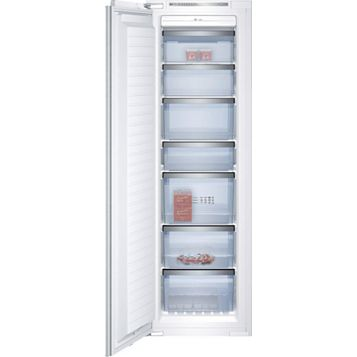 Neff G4655X7GB White Integrated Freezer