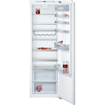 Neff KI1813F30G White Integrated Fridge