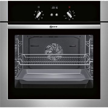 Neff B14M42N5GB Stainless Steel Electric Single Oven