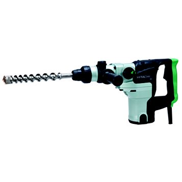 Hitachi 230V Corded Rotary Demolition Hammer 950W, DH38MS